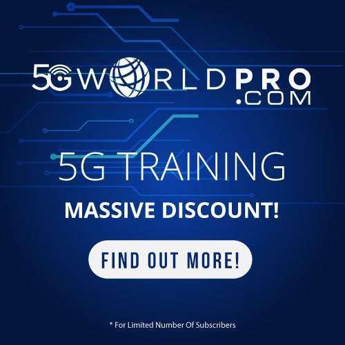 5G Massive Discount