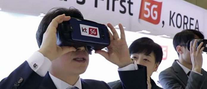 5G subsccribers korea