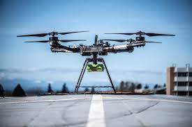 5G drone